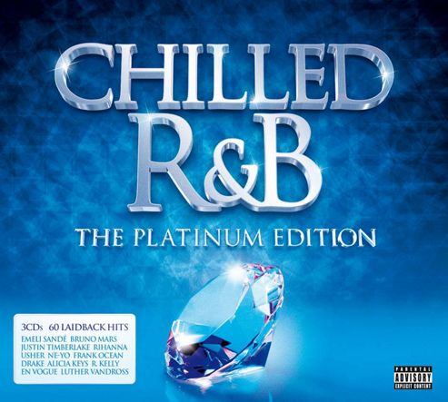 Chilled R&B: Platinum Edition (3CD)