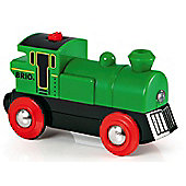 Brio Bundle - Clever Crane Wagon & Battery Powered Engine