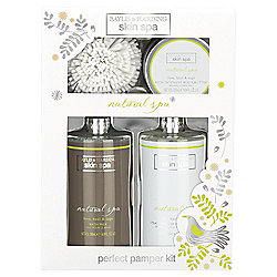 Baylis & Harding Skin Spa Natural Spa Benefit Set