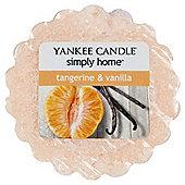 Yankee Candle Tangerine & Vanilla Melt