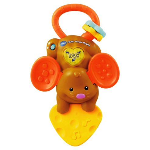 VTech Bouncing Mouse Rattle