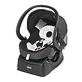 Chicco Auto-Fix Fast Baby Car Seat (Anthracite)