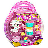 Kitty Club Figure and Accessory Set - Chef Olivia