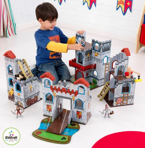 KidKraft Deluxe Castle Play Set