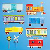 Choo Choo Children's Wall Stickers
