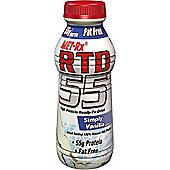 Met-Rx RTD55 High Protein Simply Vanilla 500ml Liquid