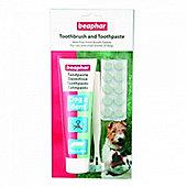 Beaphar Dental Kit Dog And Cat 100g