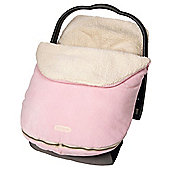 JJ Cole Bundle me Pink Infant, Footmuff
