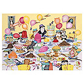 Games Jelly Cake 500 Pieces Jigsaw Puzzle