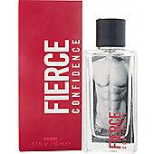 Abercrombie & Fitch Fierce Confidence Eau de Cologne 50ml Spray For Men
