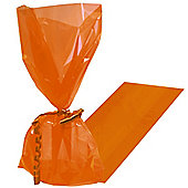 Party Bags Orange Peel Cello Bags (25pk)