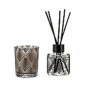 Biba Diamond Musk Gift Set In Multi