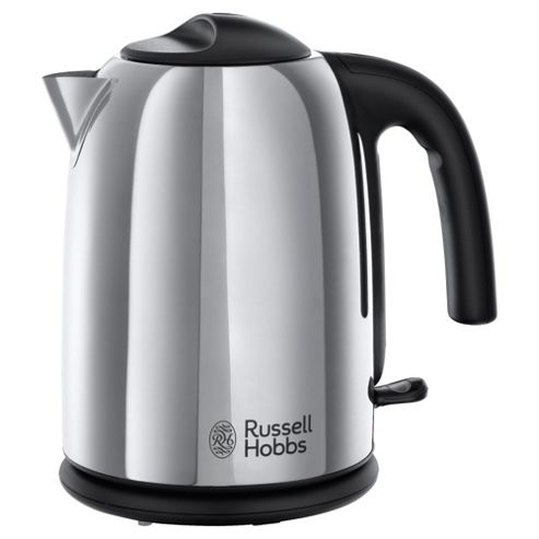 Russell Hobbs 20410 Hampshire Jug Kettle - Stainless Steel