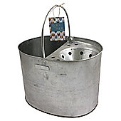 Bentley Galvanised Mop Bucket