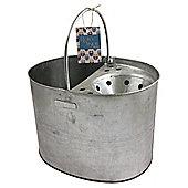 Bentley Galvanised Mop Bucket