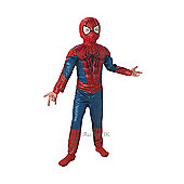 Amazing Spiderman 2 - Deluxe Costume 5-6 Years