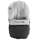 Jane Moom Car Seat Footmuff (Shadow)
