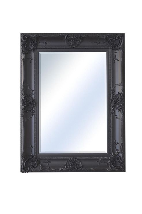 buy large new antique design black shabby chic wall mirror