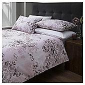 Cotton Rich Hathaway Floral Print Duvet Set, Superking