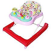 Red Kite Baby Go Round Twirl Baby Walker (Pink)