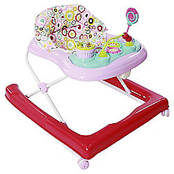 Red Kite Baby Go Round Twirl Baby Walker (Pink)
