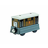 Fisher Price - Thomas & Friends - Wooden Railway - Toby - Mattel