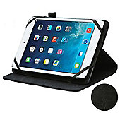 Black Rotational Stand Case For Apple iPad Mini 1/2/3/4