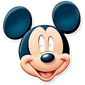 Mickey Mouse - Cardboard Masks
