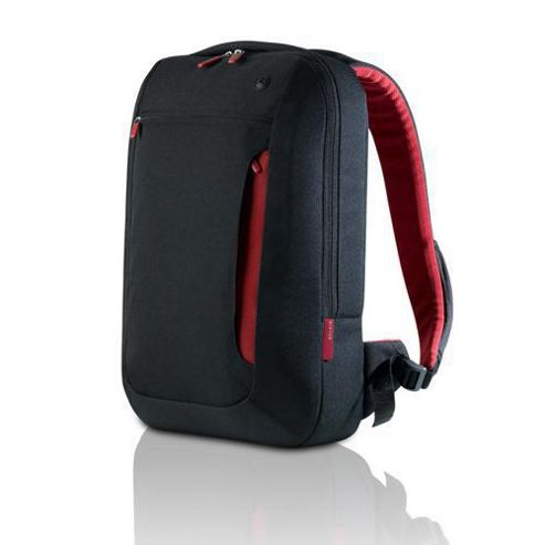 Belkin 17 inch Slim Notebook Back Pack Jet/Cabernet