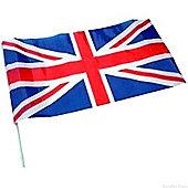 Hand Flag Union Flag 12' x 18'