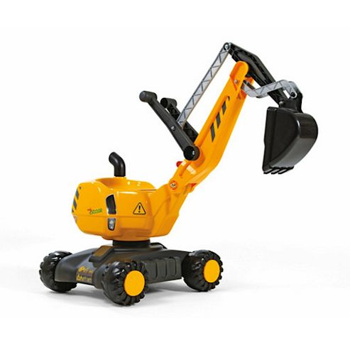 Rolly Mobile 360 Degree Excavator
