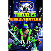Teenage Mutant Ninja Turtles: Rise Of The Turtles Season 1 (DVD)