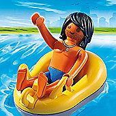 Playmobil Summer Fun River-Rafting Tube
