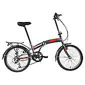 "Terrain i-Fold S 20"" Folding Bike"