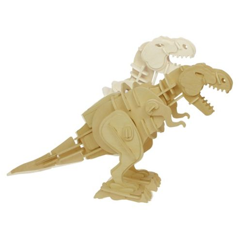 Robotic T-Rex Wooden Craft Kit