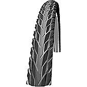Schwalbe Silento Tyre: 700C x 35mm Reflex Wired. HS 421, 37-622, Active Line, Kevlar Guard