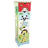 Fantasy Fields Sunny Safari 5 Drawer Cabinet
