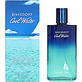 Davidoff Cool Water Summer Seas Eau de Toilette (EDT) 125ml Spray For Men