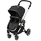 Kiddy Click n Move 3 Pushchair (Racing Black)