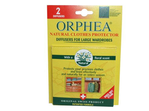 Orphea Natural Clothes Protector X2 Diffusers