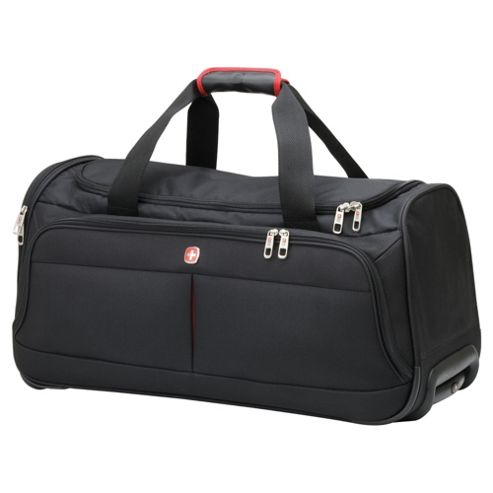 Wenger 2-Wheel Travel Bag Holdall, Black 60L