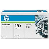 HP 15x High Capacity UltraPrecise Print Cartridge (Black)