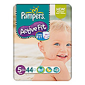 Pampers Active Fit Econ Pack Junior 44