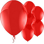 Celebration Red Balloons - 11' Latex Balloon (50pk)