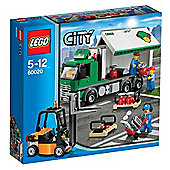 LEGO City Airport Cargo Truck 60020