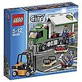 LEGO City Airport Cargo Truck 60020