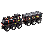 Bigjigs Rail BJT456 Heritage Collection 957 Engine