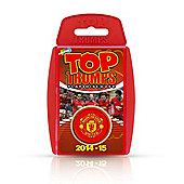 Top Trumps - Manchester United FC 2014/15
