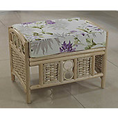 Desser Vale Footstool & Perth Cushion