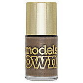 Models Own Diamond Luxe Nail colour - Trillion Taupe